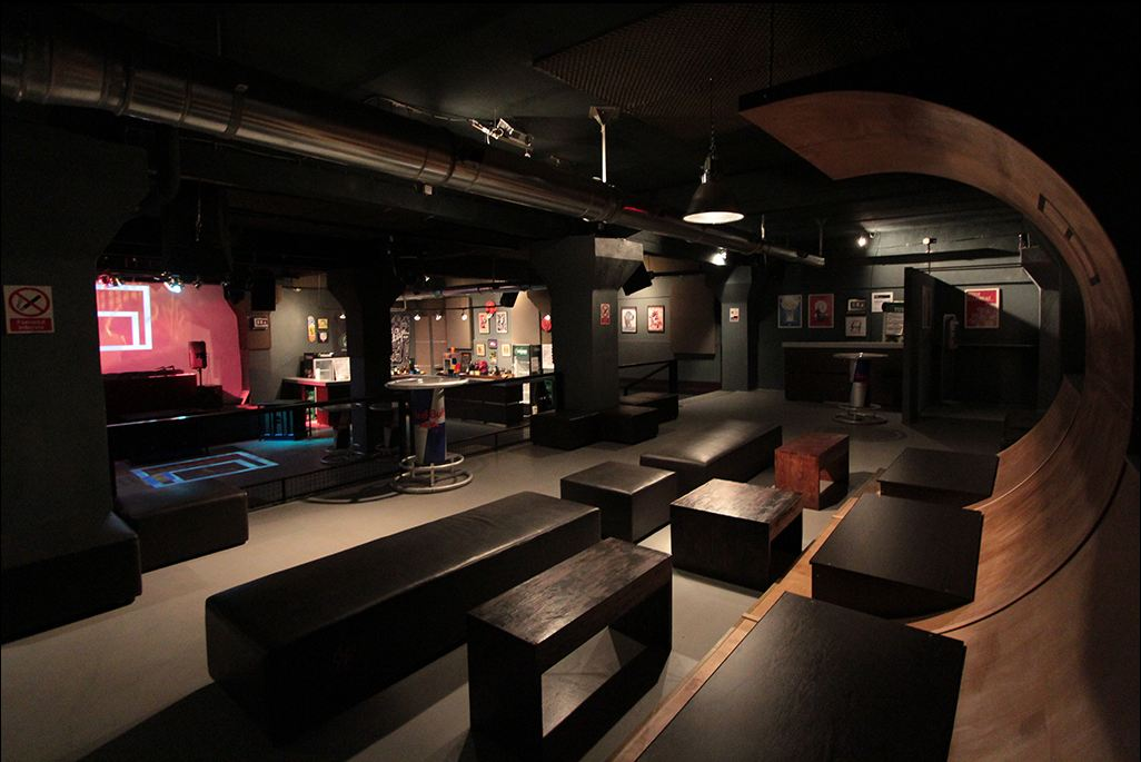 Setup Venue & Club din Timisoara
