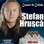 Stefan Hrusca concert la Sala Palatului 20 decembrie