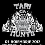 Trooper Tari ca Muntii in Chaos Club pe 2 noiembrie