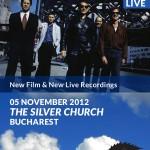 Tuxedomoon in silver church 5 noiembrie