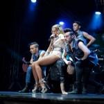 Andreea Bănică la Media Music Awards 2012