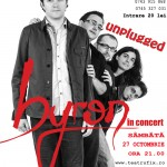 byron unplugged teatru fix iasi