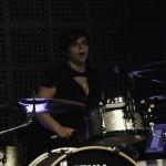Raluca Pascaru, tobosar Changing skins - concertul de lansare a albumului de debut - 13 octombrie 2012