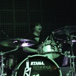 Raluca Pascaru de la Changing skins - concertul de lansare a albumului de debut - 13 octombrie 2012