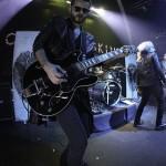 Stefan Mustata, chitarist Changing Skins - concertul de lansare a albumului de debut - 13 octombrie 2012