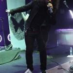 Horatiu Ghibu, solist Changing skins - concertul de lansare a albumului de debut - 13 octombrie 2012