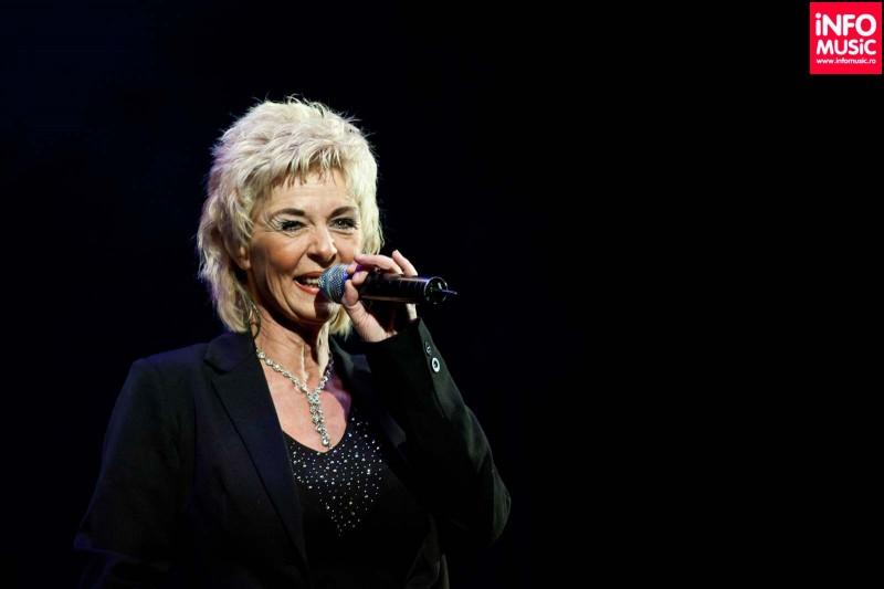 Anny Schilder - Concert BZN la Bucuresti pe 28 octombrie 2012