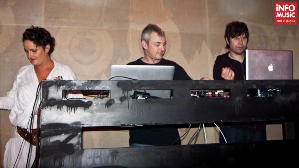 Kosheen in concert in Club Panic Bucuresti pe 13 octombrie 2012
