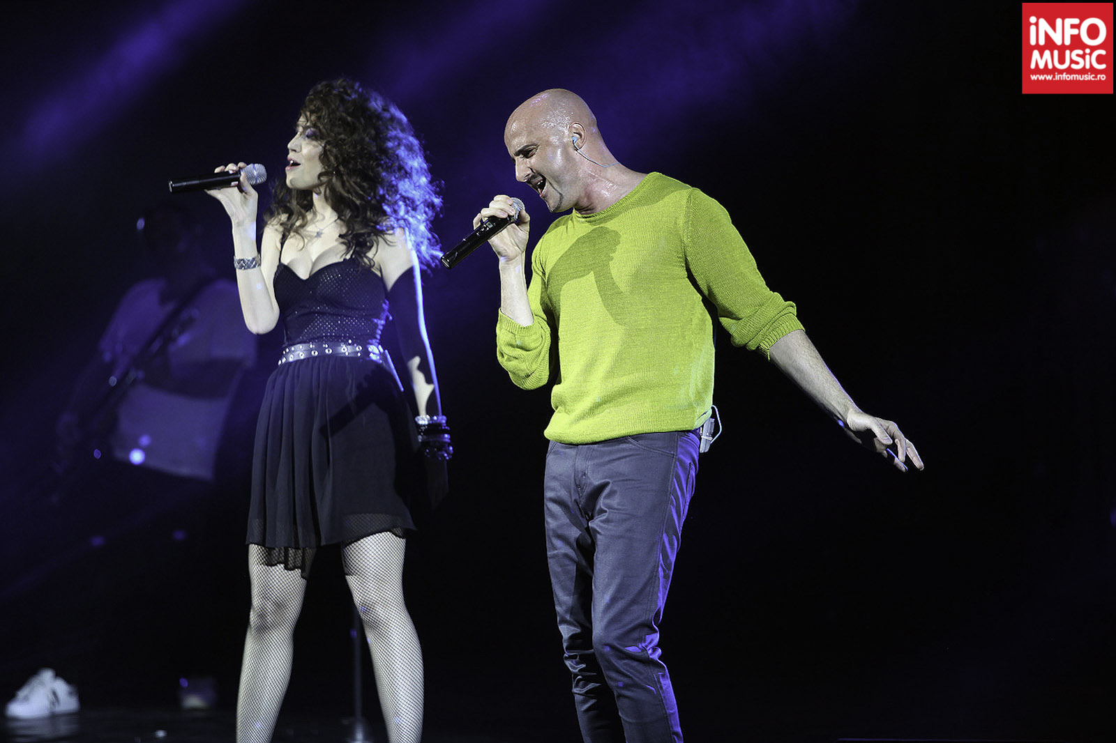 VOLTAJ in concert la Sala Palatului pe 10 octombrie 2012