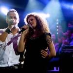 Alexandra Craescu alaturi Directia 5 in concert la Sala Palatului pe 30 octombrie 2012