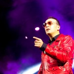 Solistul Directia 5, Cristi Enache in concert la Sala Palatului pe 30 octombrie 2012