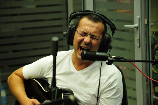 Florin Chilian la Guerrilive Acoustic Session