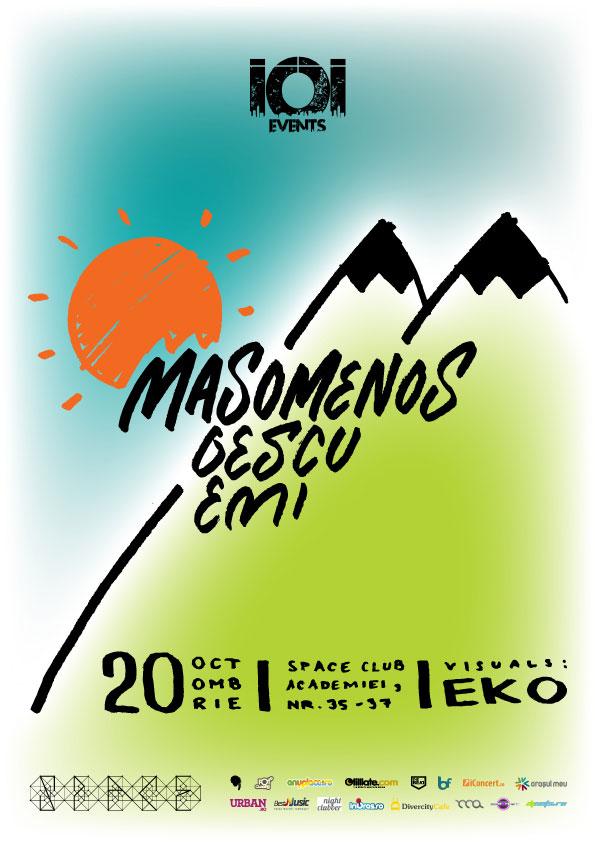 iOi - MASOMENOS / GESCU / EMI