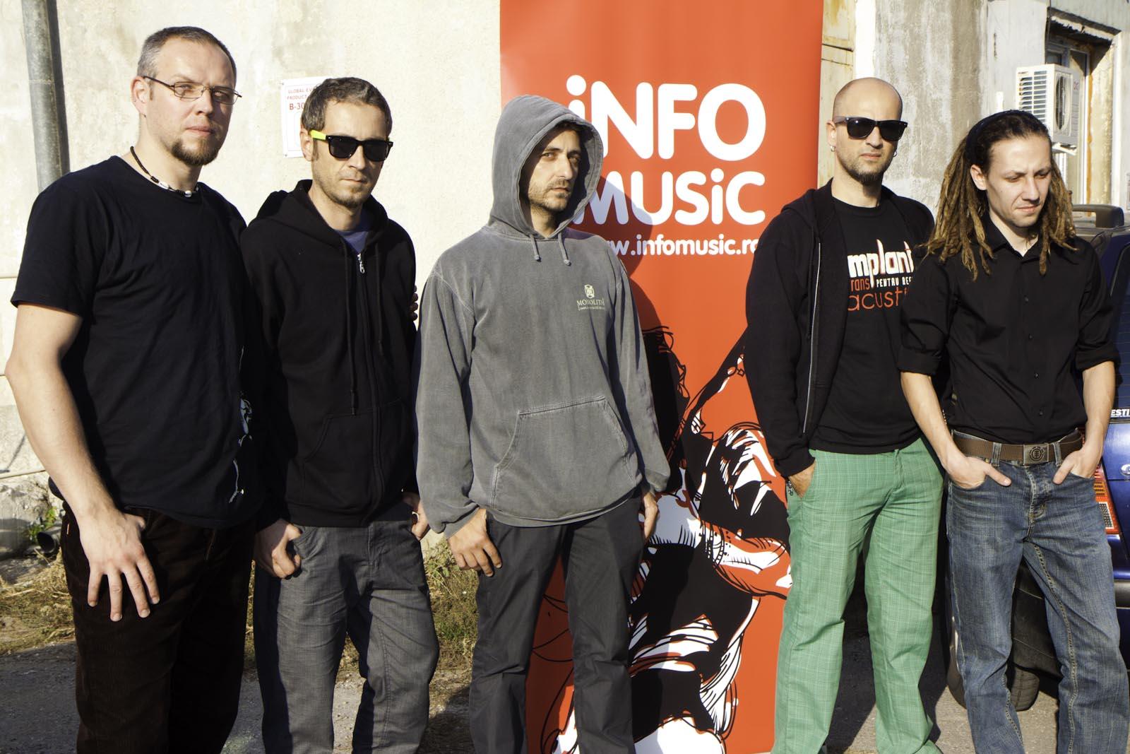 Implant pentru refuz - interviu Infomusic.ro
