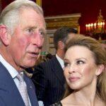 Kylie Minogue și Prințul Charles