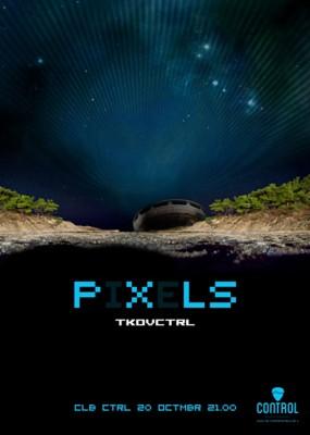 Lansarea noului album Pixels: TKOVCTRL