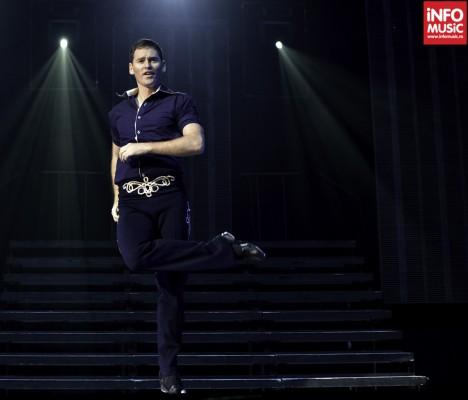 Spectacolul Lord of the Dance la Bucuresti pe 13 octombrie 2012