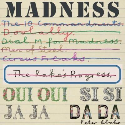 Madness - Oui Oui Si Si Ja Ja Da Da Album