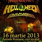 poster-concert-arenele-romane-helloween-gamma-ray-15-martie-2013