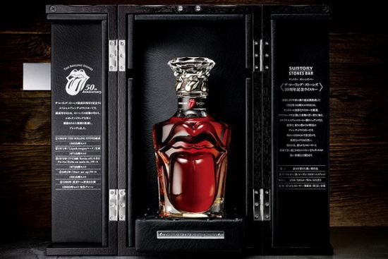 The Rolling Stones Whisky Ediție Aniversară 50 de ani