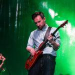 Noel Hogan, chitaristul The Cranberries la Bucuresti