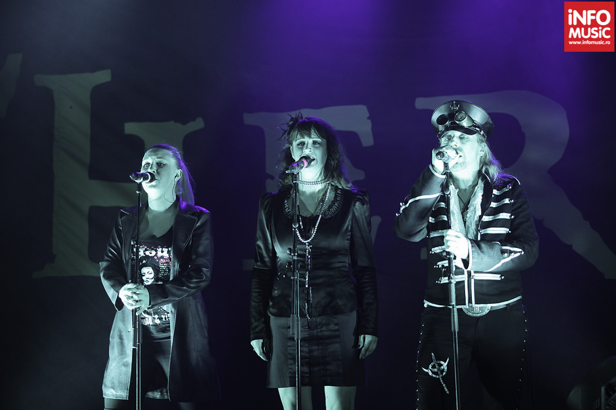 THERION in concert la Arenele Romane pe 19 octombrie 2012