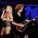 Brian May si Kerry Ellis