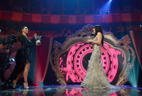 Carly Rae Jepsen a primit premiul pentru cel mai bun cantec EMA 2012
