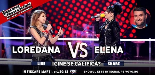 Loredana VS. Elena