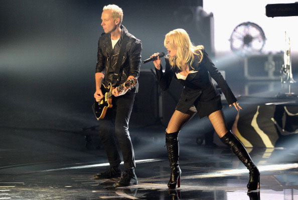No Doubt a cantat la MTV EMA 2012