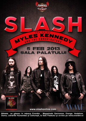 Concert Slash feat. Myles Kennedy and The Conspirators
