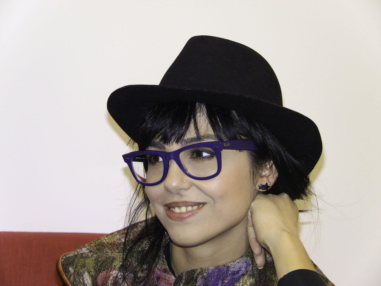 Alexandrina Hristov intervievata de InfoMusic.ro