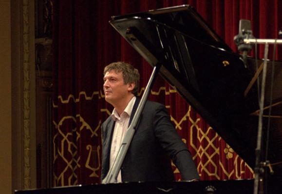 Boris Berezovsky in recital la Ateneu