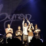 byron la concertul kumm15 ani din silver church pe 1 noiembrie 2012