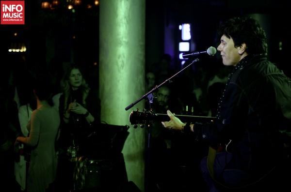 Concert Eric Martin (Mr. Big) in True Club pe 14 noiembrie 2012