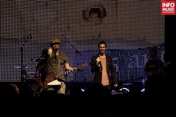 KUMM la concertul aniversar 15 ani din Silver Church de pe 1 noiembrie 2012