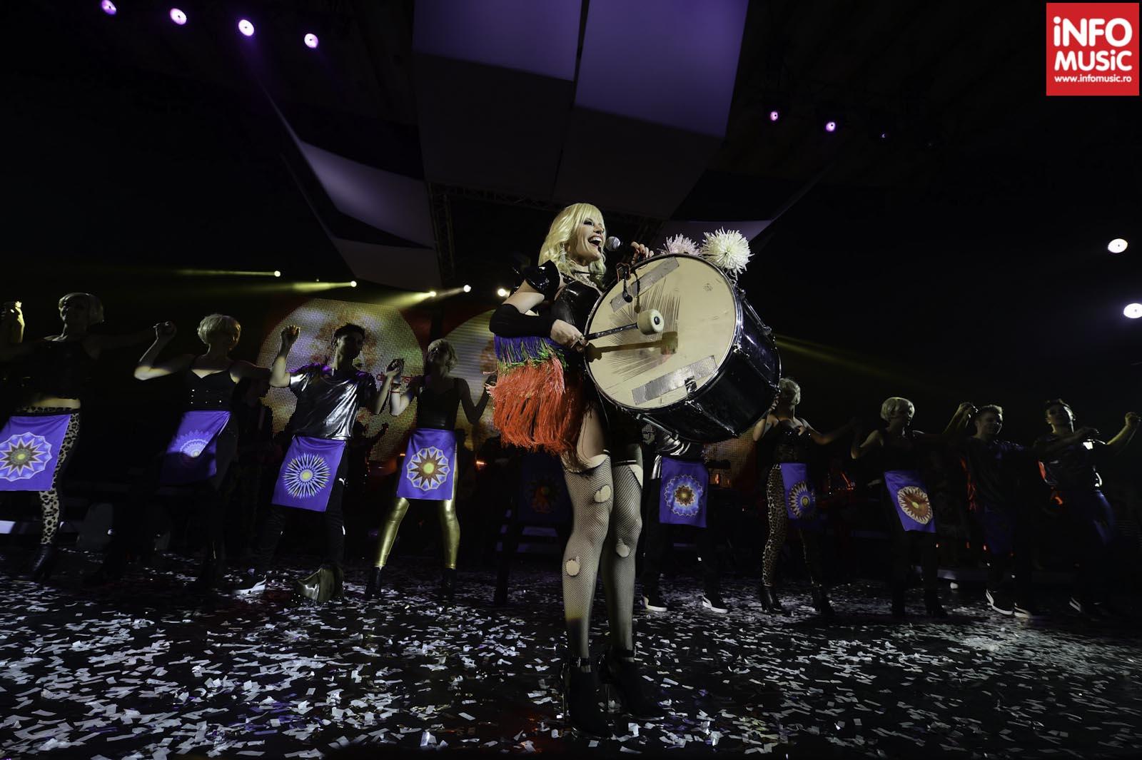 Concert Loredana la Sala Palatului pe 25 noiembrie 2012