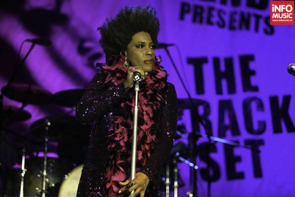 Concert Macy Gray la Sala Palatului din Bucuresti pe 22 noiembrie 2012
