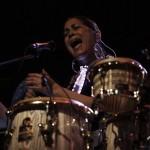 Marina Bambino, percuționista din bandul lui Macy Gray