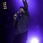 Eric Martin alaturi de VUNK in concert la Sala Polivalenta