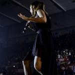 Antonia in concertul VUNK de la Sala Polivalenta