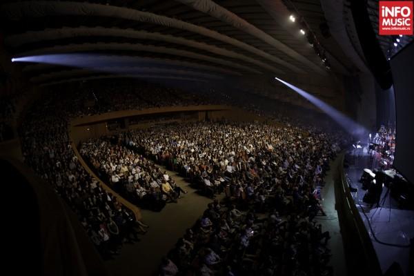 Publicul show-ului HAVASI la Sala Palatului - 2012