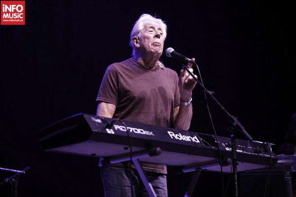 John Mayall la 79 de ani in concert la Sala Palatului