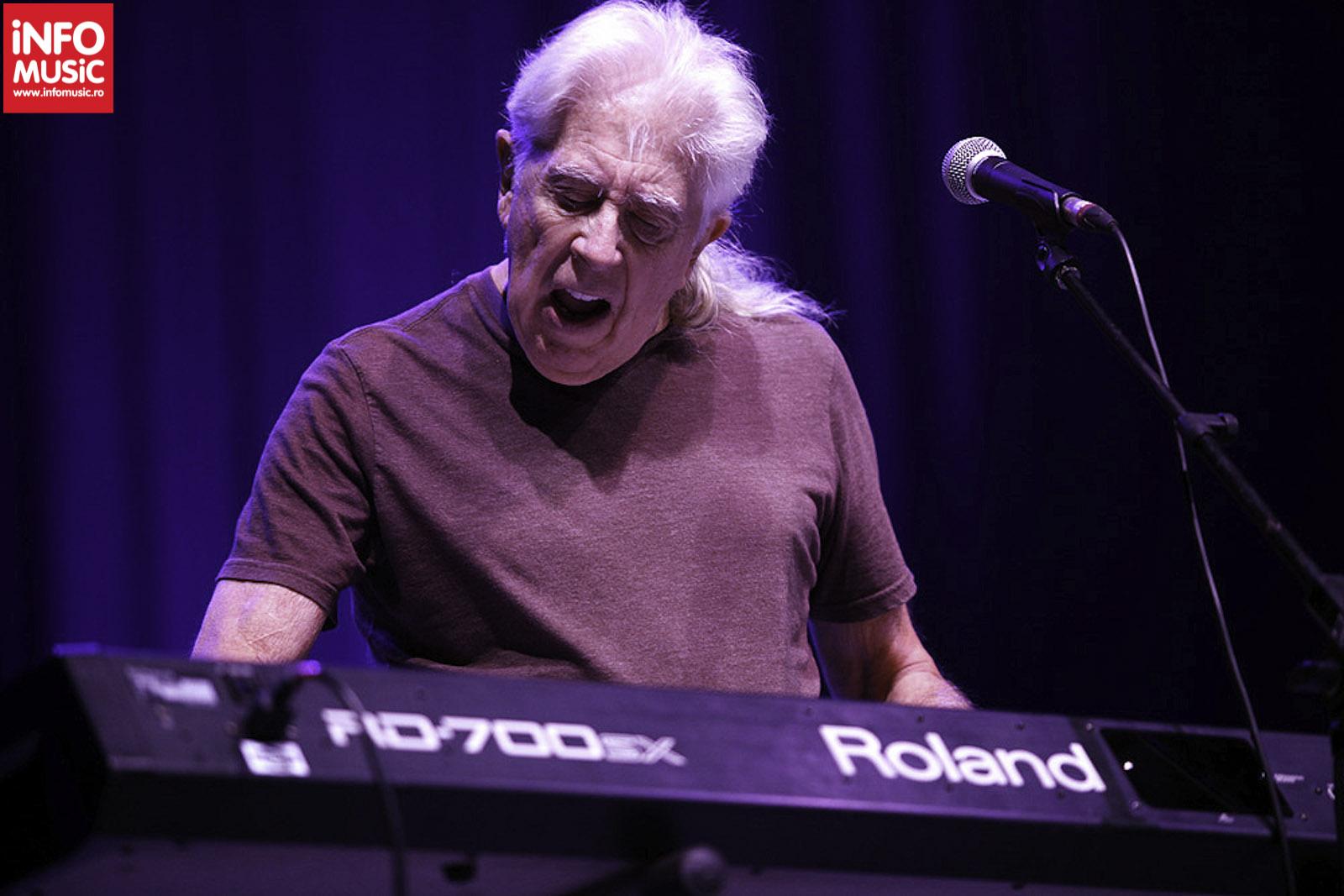 Concertul John Mayall de la Sala Palatului, 11 noiembrie 2012