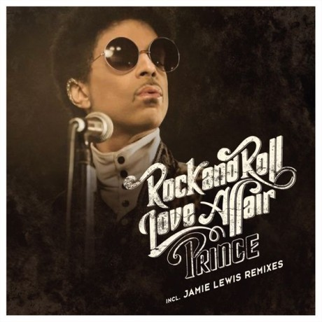 Prince - Rock N Roll Love Affair Single