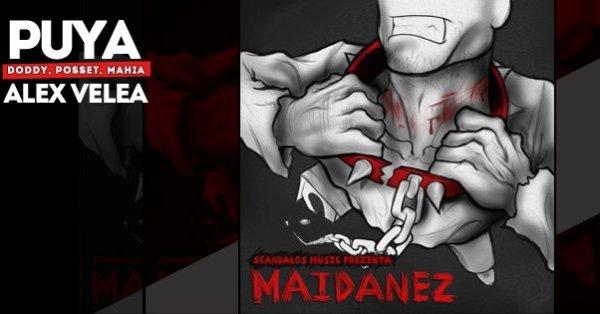 Puya cu Doddy, Posset, Mahia și Alex Velea au lansat - Maidanez - VIDEOCLIP