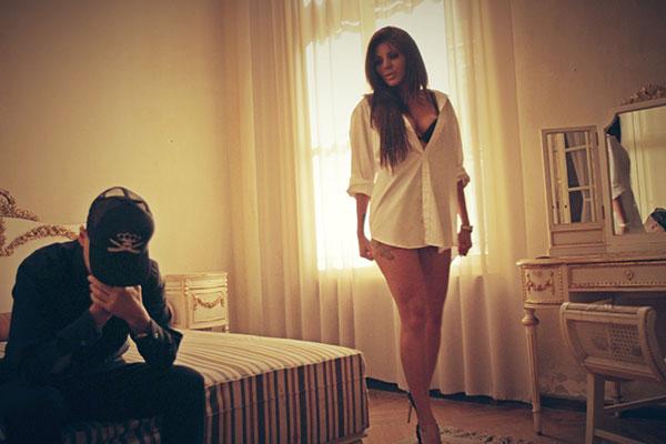 Skizzo Skillz in videoclipul O singura noapte