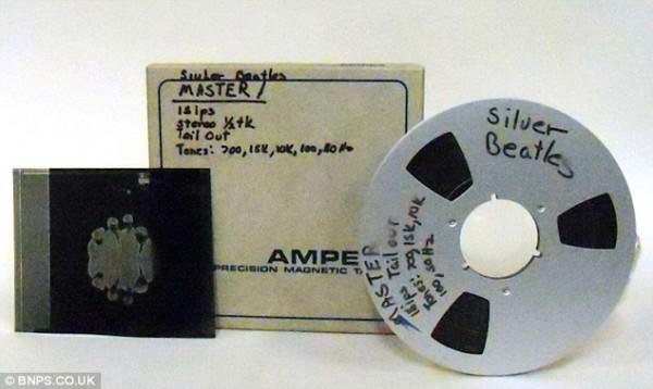 Prima casetă demo The Beatles