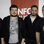 Trupa White Walls in interviu la InfoMusic