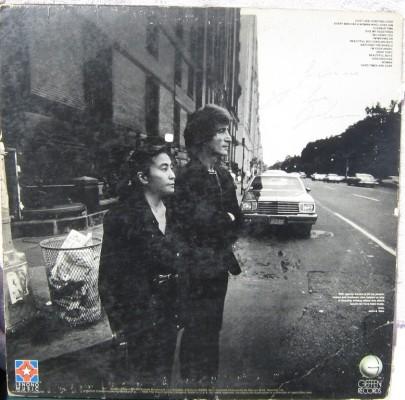 Coperta 2 Double Fantasy - John Lennon